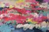 Beach Dreaming | 122 cm x 183 cm | Acrylic on canvas by Kate Barry