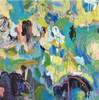Kate Barry Artist | Circus | 64 cm x 64 cm | Acrylic on canvas