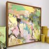 Kate Barry Artist | Harvest |  54 cm x  54 cm | Acrylic on canvas