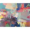 Kate Barry Artist | Party Lips |  64 cm x  850 cm | Acrylic on canvas