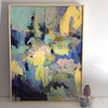 Kate Barry Artist | Summer |  85 cm x 53 cm | Acrylic on canvas