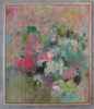 Orchard   91 cm x 76 cm   Framed   Acrylic and water based oil on linen