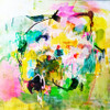 Kate Barry Artist | Rush limited edition art print | available any size