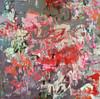 Verdurous   87 cm x 87 cm   Framed   Oil, ink and acrylic on canvas