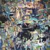 Kindling | 34 cm x 34 cm | Framed | Oil on linen