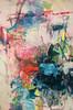 Sweet Skirmish   153 cm x 104 cm   Framed   Ink, acrylic and oil on canvas