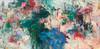 Perfume| 104 cm x 153 cm | Framed | Ink, acrylic and oil on canvas