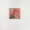 Japanese garden   20 cm x 20 cm x 1.5 cm   Oil, acrylic and pencil on board