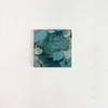 cloudy | 20 cm x 20 cm x 1.5 cm | Oil, acrylic and pencil on board