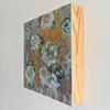 Apricot Posy  | 20 cm x 20 cm x 3.5 cm | Oil on board