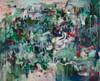 Verdant | Framed Fine Art Giclée Print on canvas