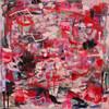 Petals and Banter | Framed Fine Art Giclée Print on canvas