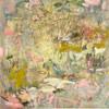 Beach Dusk | 25 cm x 25 cm x 3.5 cm | Oil and acrylic on board