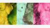 Disclose Tritych   Framed 28 x 48 cm   Digital Art Giclée Print on paper   Image 16 x 36 cm