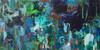 Iydl | Banks Commission | 95 cm x 185 cm | Framed | Oil on canvas