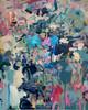 Flourish  | 51 cm x 41 cm | Acrylic and oil  on canvas
