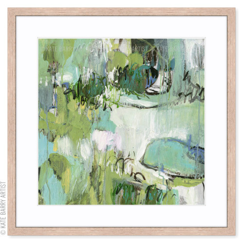 Willows limited edition art print | Natural | Kate Barry Artist