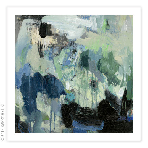 Kate Barry Artist | Moss limited edition art print