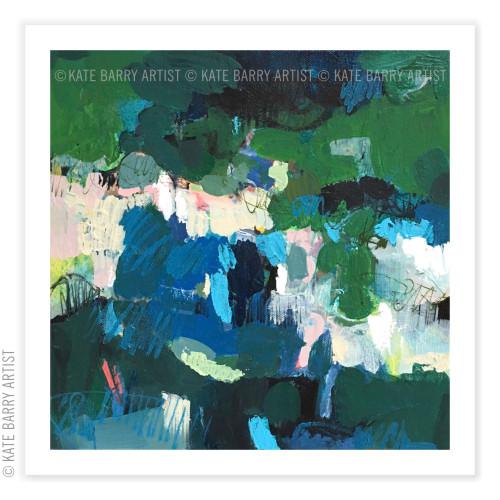 Kate Barry Artist | Mosh limited edition art print
