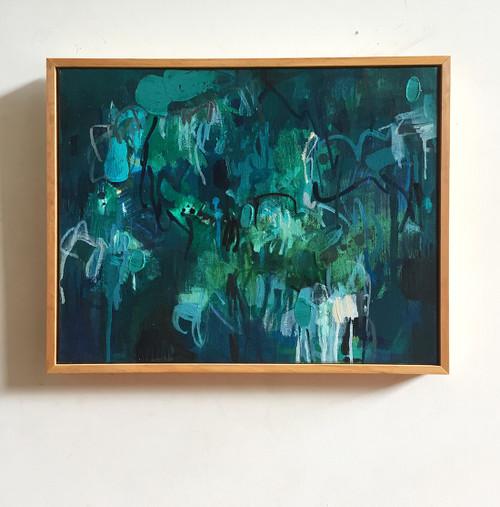 Kate Barry Artist | Plenty | 54 cm x 44 cm