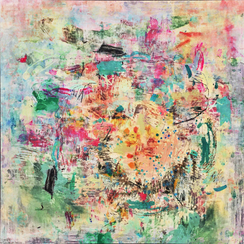 Cacophony   Digital Fine Art Print by Kate Barry
