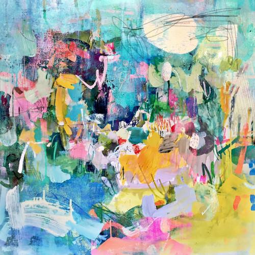 Cloud Burst | Fine Art Print by Kate Barry