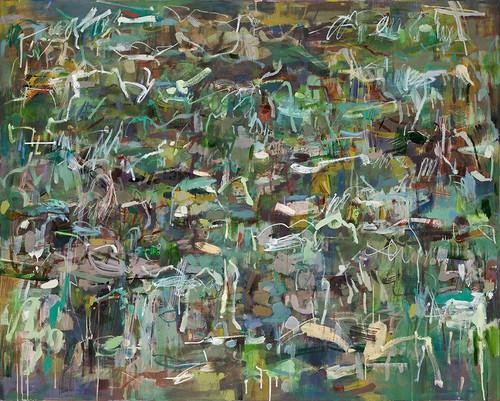 Bush Tracks  | Framed Gicleé Fine Art Print on canvas