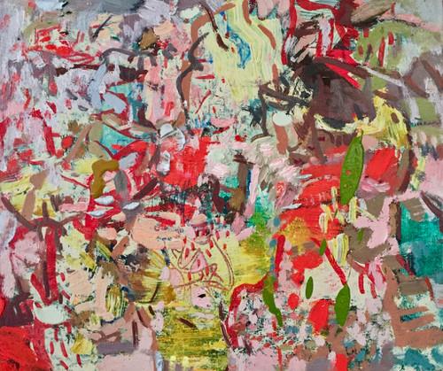 Kaleidascope | 27 cm x 31 cm | Framed | Oil on canvas