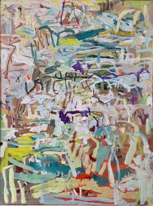 Amusement   64 cm x 49 cm   Framed   Oil on canvas