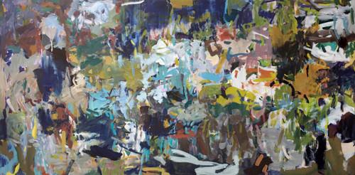 Continuum | 80cm x 160 cm | Framed | Oil on canvas