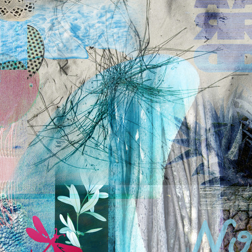 Kate Barry Artist | NOOSA SERIES | 40 cm x 40 cm Ink print on archival paper or canvas