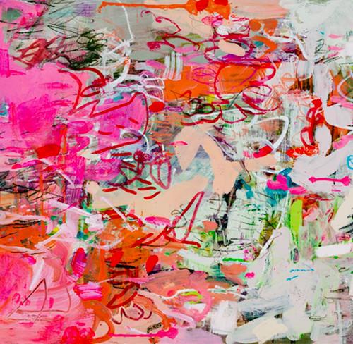 Effit | Framed Fine Art Giclée Print on canvas