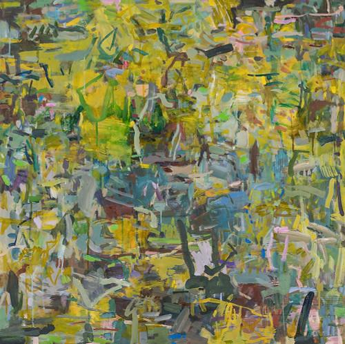 Sunshine Wattle | Framed Fine Art Giclée Print on canvas