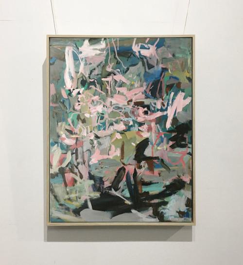 Cradle Land | 63 cm x 48 cm | Framed | Oil on canvas