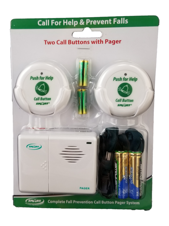 PersonalCare+ Pager System