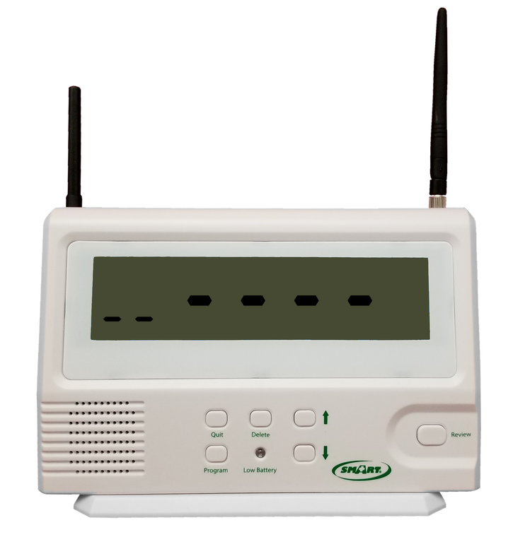 Wireless Central Monitor Unit TL-4015 in Ready mode