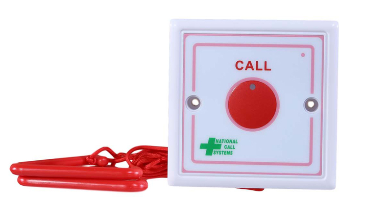 National Call Systems Waterproof Emergency Bathroom Pull Cord