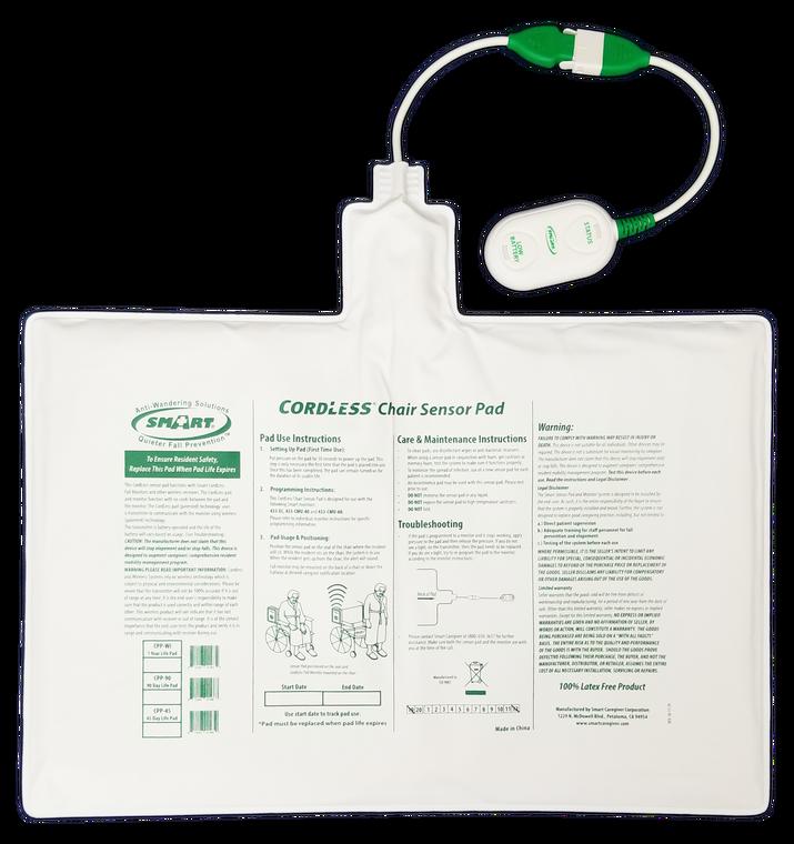 Smart Caregiver wireless chair pad