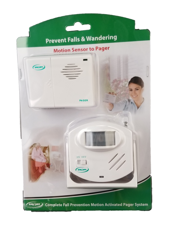 PersonalCare+ Motion Sensor with Caregiver Pager