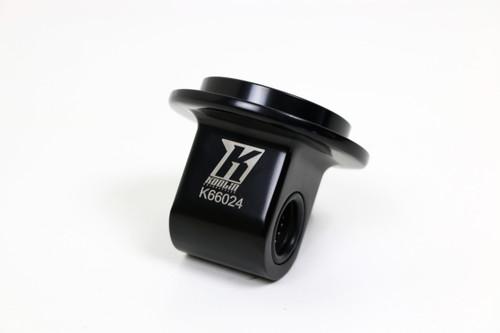 Kodlin Lowering Kit for M8 Harley Davidson Softail Models with pre-load adjuster knob