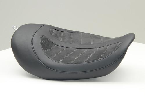 Kodlin Skyline Seat 2006-2017 Dyna models, Black