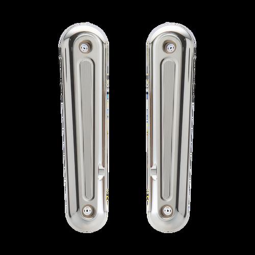 Kodlin Legit Elypse LED Turn Signals for H-D Touring models, Chrome