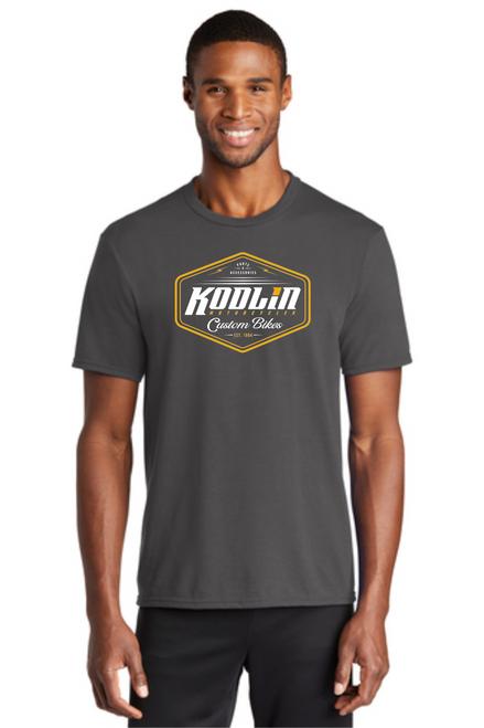 Kodlin Custom T-Shirt Grey