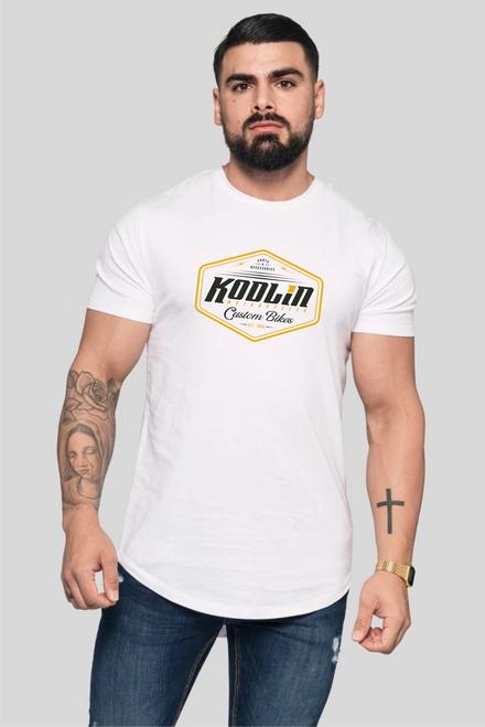 Kodlin Custom T-Shirt White