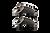 Kodlin Neowise 3-1 Mini Fender Strut Indicators Black, lights, rear, turn signals
