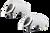 Kodlin Neowise 3-1 Mini Fender Strut Indicators Chrome, rear,  turn signals, lights