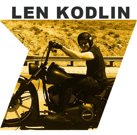 Len Kodlin