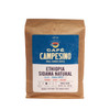 Fair trade, organic, shade-grown, naturally-processed, arabica coffee from the Telama Cooperative in Sidama, Ethiopia