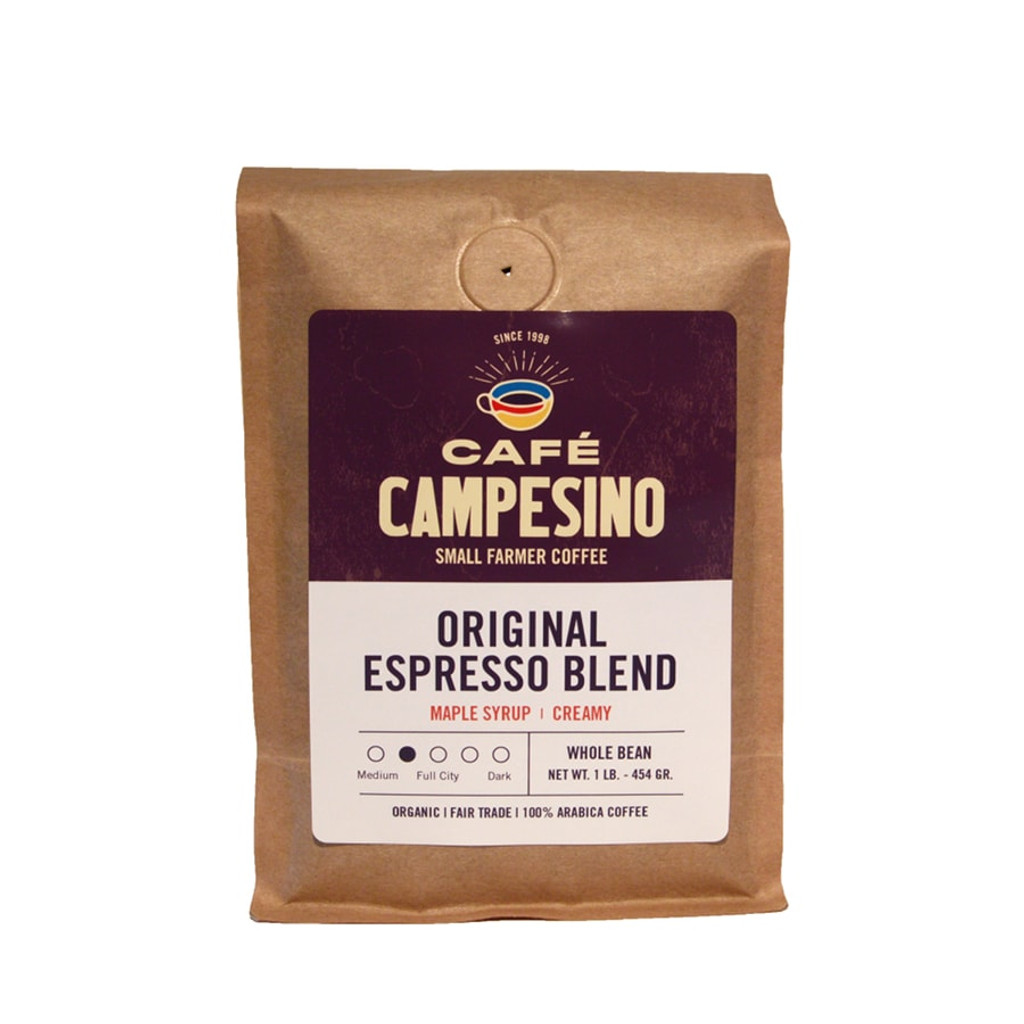 Original Espresso Blend Medium Roast Coffee