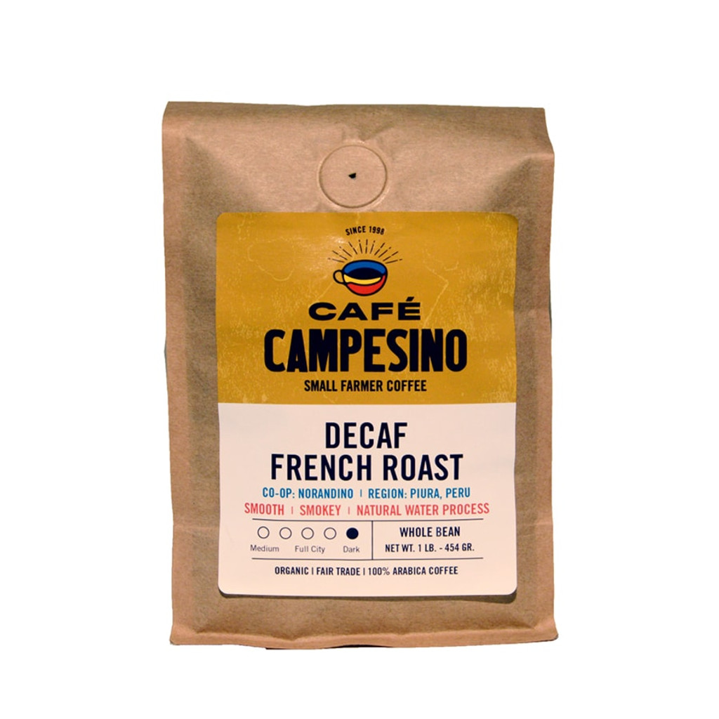 House Blend Decaf French Roast Coffee